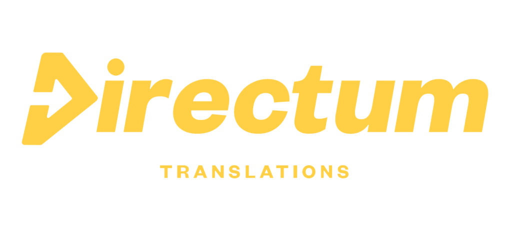 Logo de directum translations