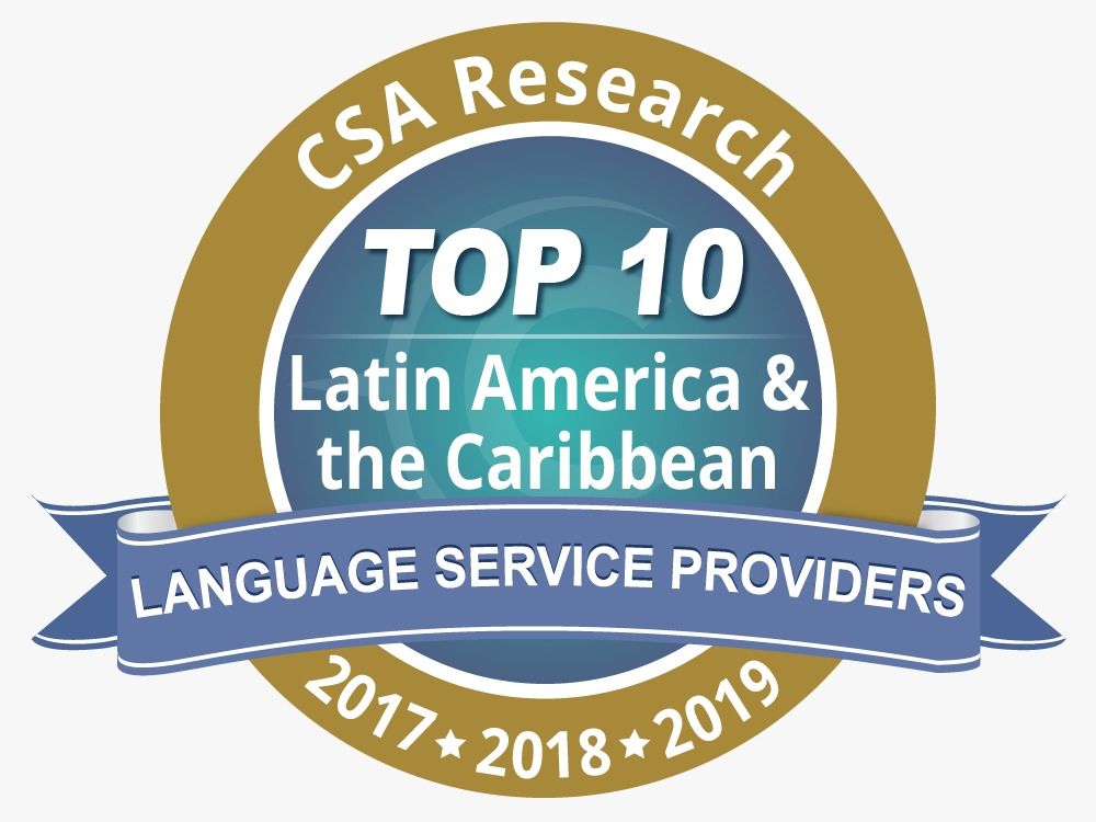 Logo de CSA Research 2019